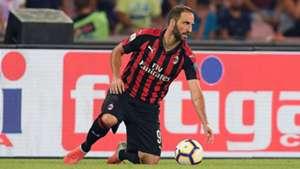 AC Mailand Gonzalo Higuain 25082018