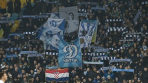 dynamo kiev partizan - europa league - 07122017