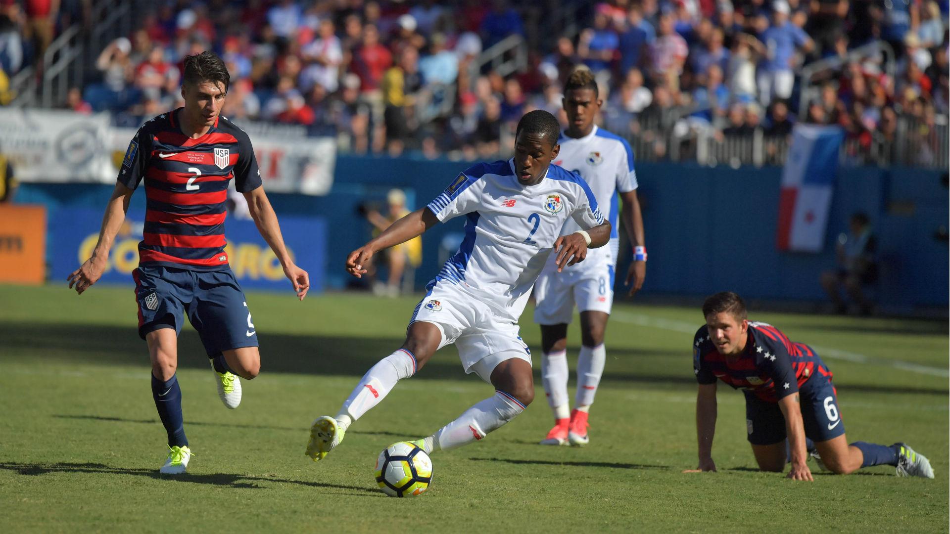 Michael Amir Murillo Jorge Villafana USA Panama Gold Cup