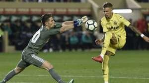Luca Zidane Samu Castillejo Real Madrid Villarreal LaLiga 19052018