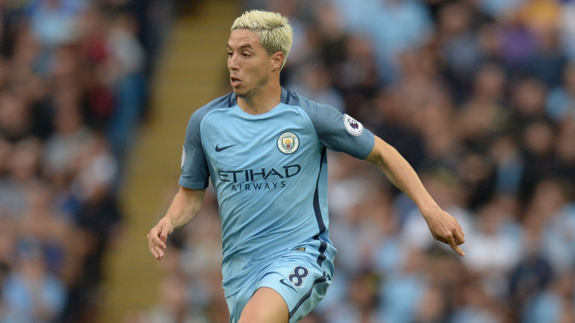 Man City star Samir Nasri lands in Turkey ahead of move