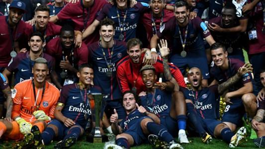 Monaco PSG Trophee des Champions 29072017