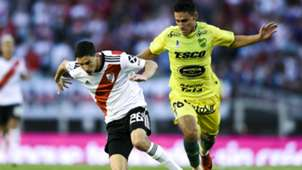 Ignacio Fernandez River Plate Defensa y Justicia Superliga 19012019