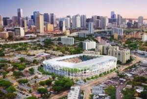Beckham stadion Miami