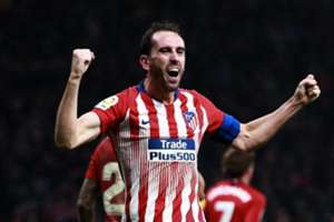 Godin Atletico Madrid Athletic Club LaLiga