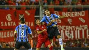 Kannemann Independiente Gremio Recopa 14022018
