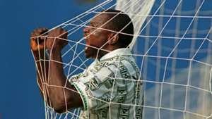 Rashidi Yekini Nigeria Bulgaria 1994 World Cup