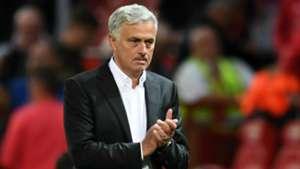 2018-08-11 Jose Mourinho