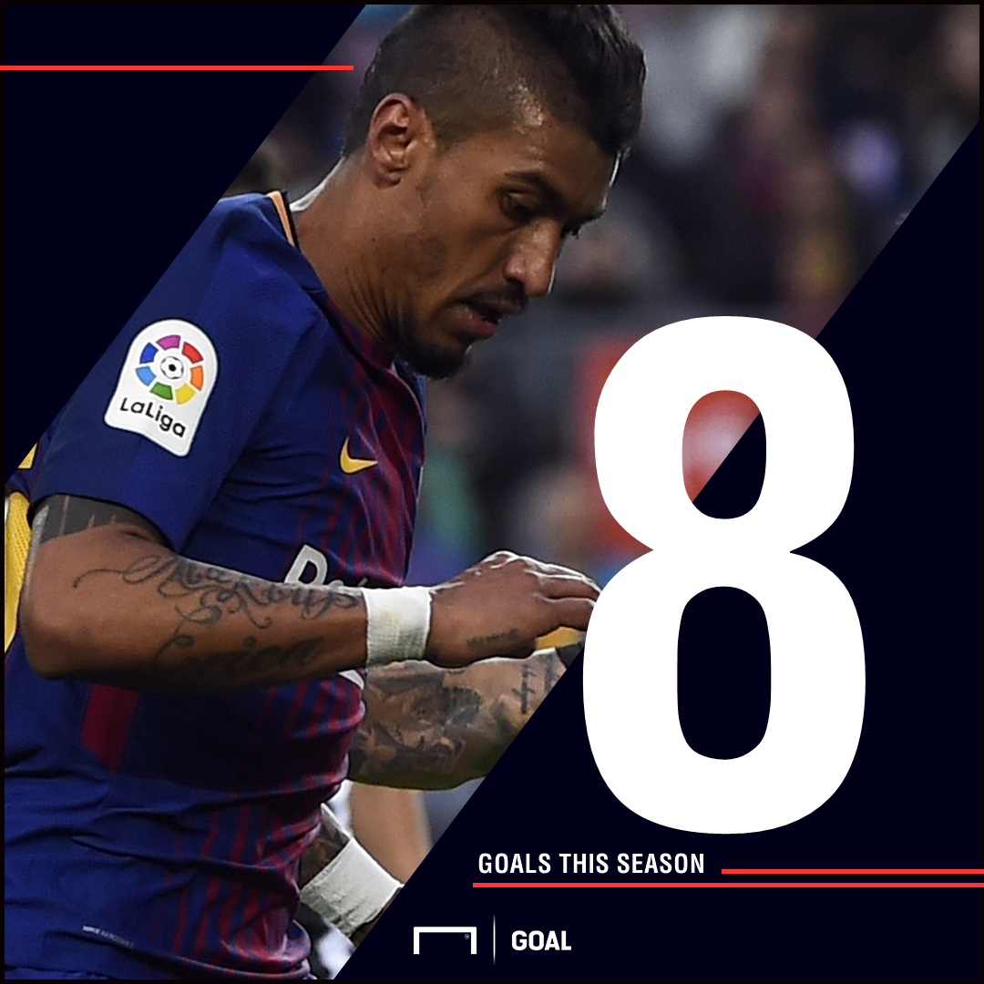 Paulinho goals graphic