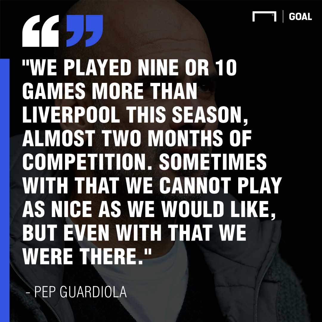 Pep quote nerves
