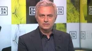 Jose Mourinho DAZN 14 02 2019