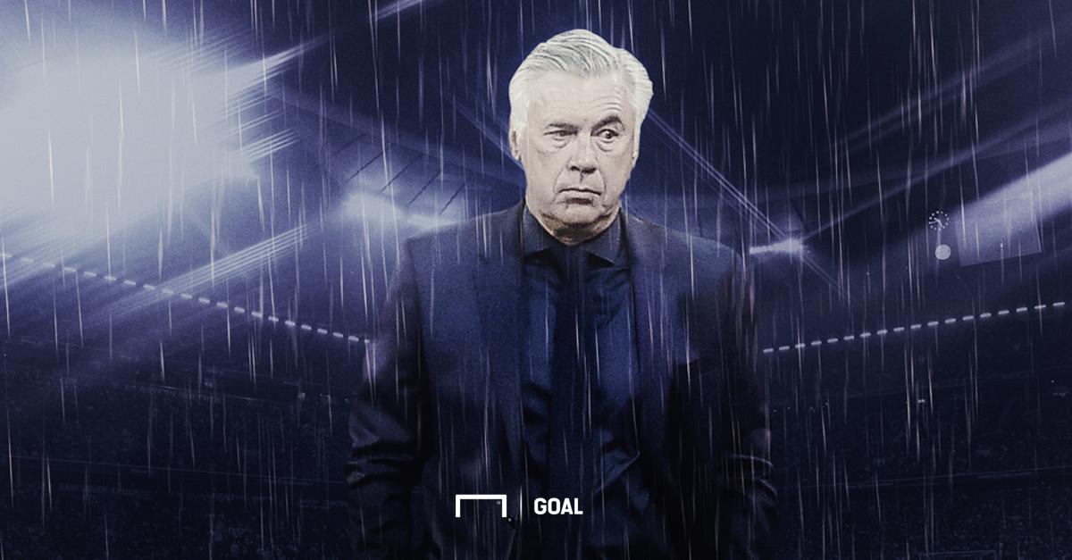 Carlo Ancelotti Bayern montage