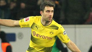 Sokratis Borussia Dortmund 2017-18