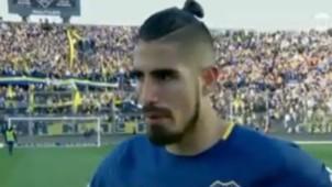 Junior Benitez Boca Juniors River Plate