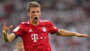 Thomas Muller Bayern Munich 2018-19