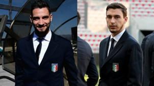 Darmian De Sciglio Italy