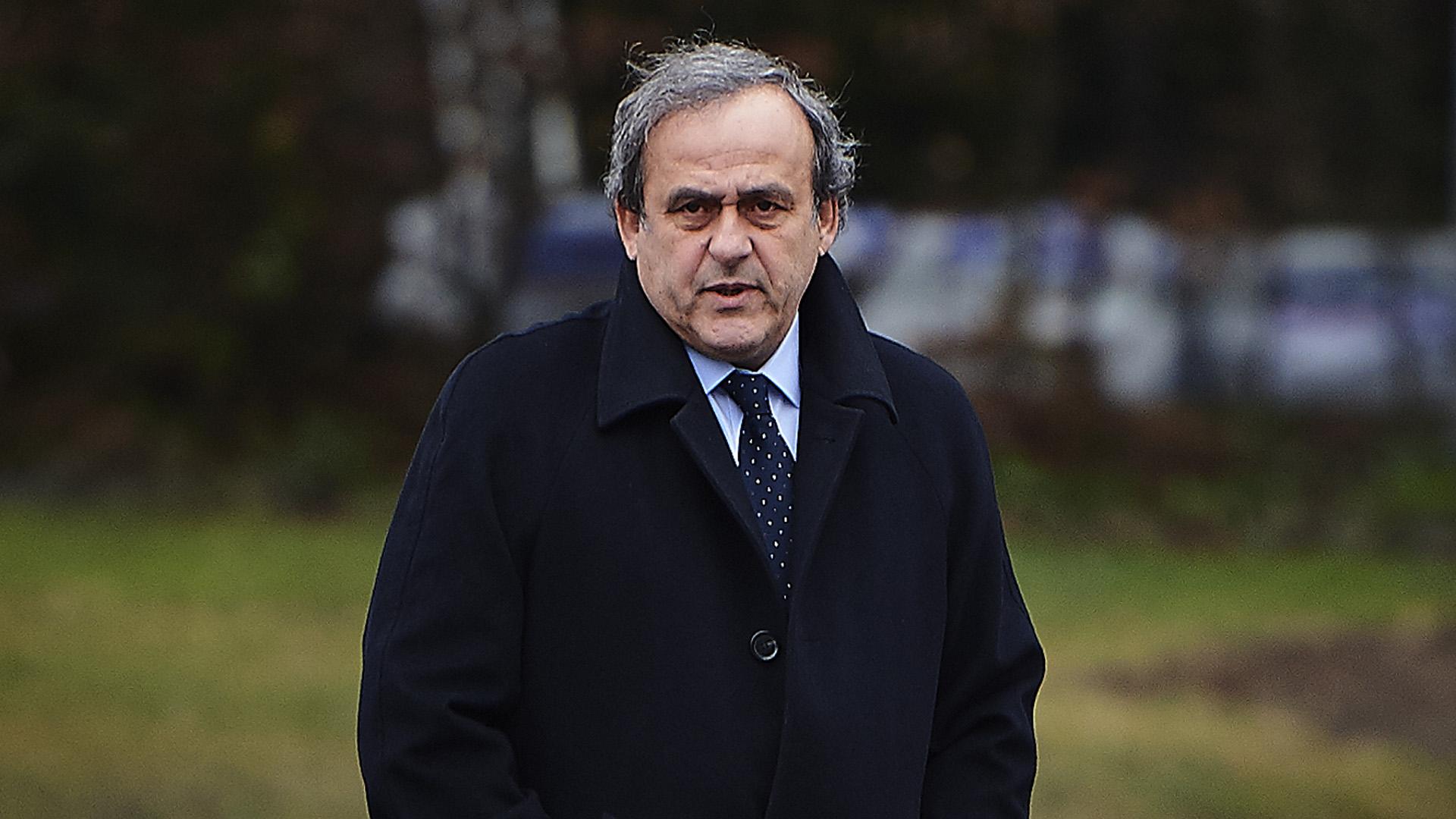 Corruption : Michel Platini blanchi par la justice suisse