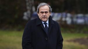 Michel Platini 14022016
