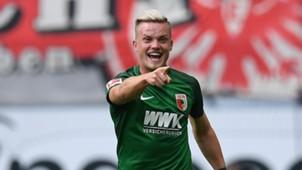 Philipp Max FC Augsburg 30092017