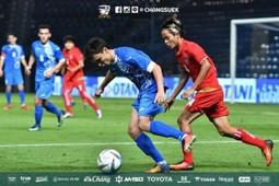 U23 Myanmar U23 Uzbekistan Giải giao hữu M-150 Cup 2017