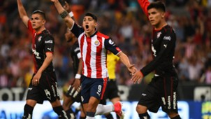 Alan Pulido Atlas Chivas Clausura 2017