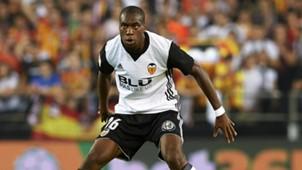 Geoffrey Kondogbia Sevilla Valencia 2017