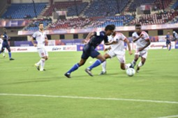 Willis Plaza Churchill Brothers vs Delhi Dynamos