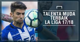 Enzo Zidane, Enes Unal, & Talenta Terbaik La Liga Spanyol 2017/18