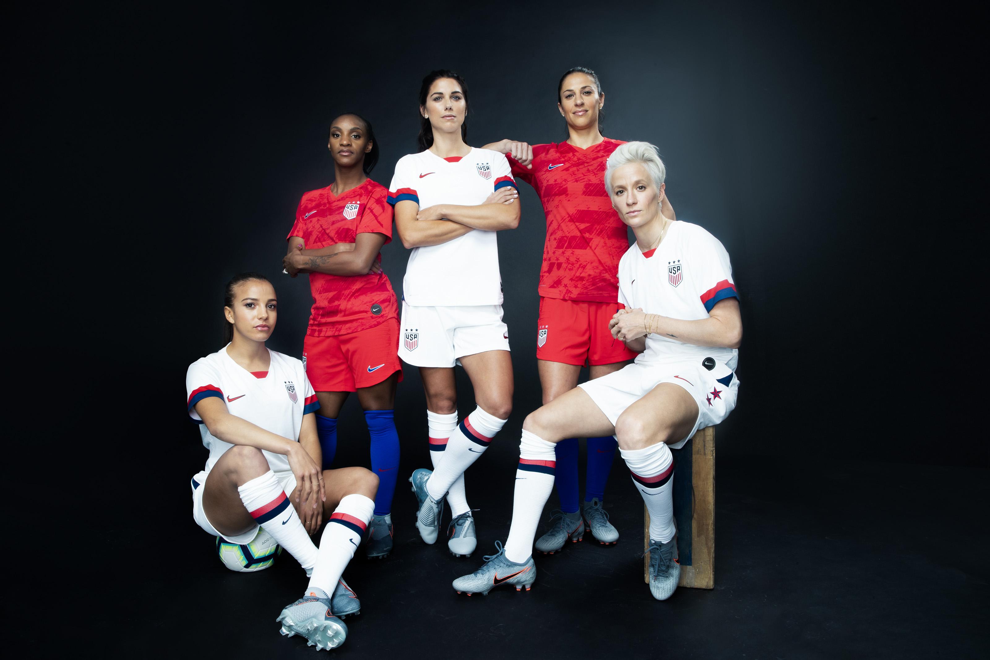 USA WWC National team kit