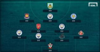 Granit Xhaka, Kevin De Bruyne, & Tim Terbaik Liga Primer Inggris Pekan Ke-36