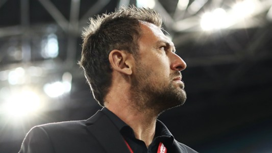 Tony Popovic Western Sydney Wanderers v Melbourne Victory A-League 08042017