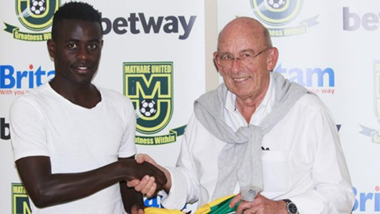 Mathare United sign Victor Ashinga