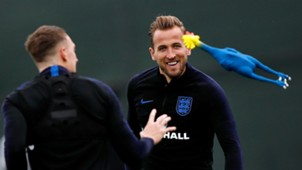 england training - harry kane - world cup - 09072018
