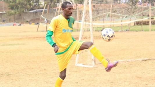 Mathare United defender.