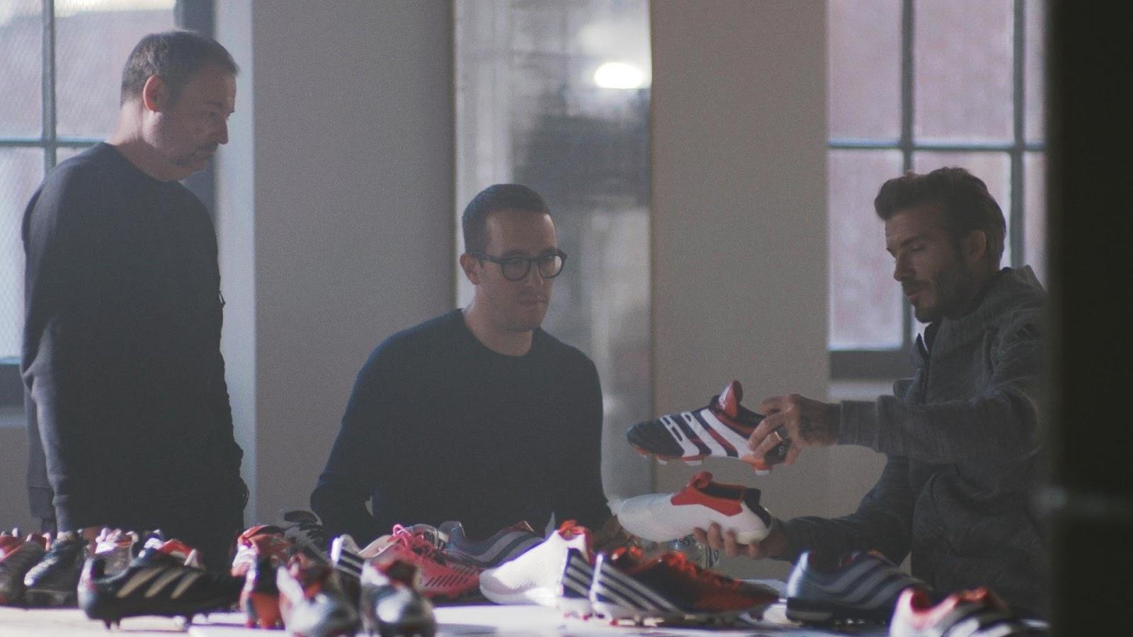 Adidas Accelerator 2017; Beckham