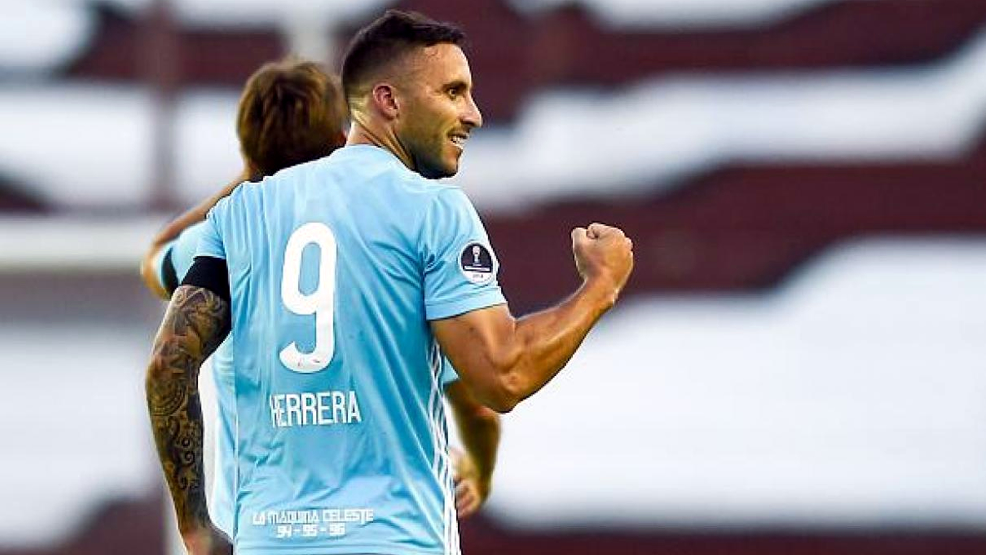 Emmanuel Herrera Sporting Cristal
