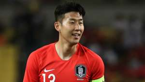 Heung-Min Son South Korea 2018