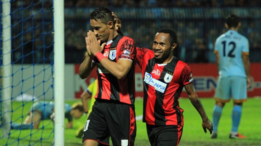 Addison Alves & Ferinando Pahabol - Persipura