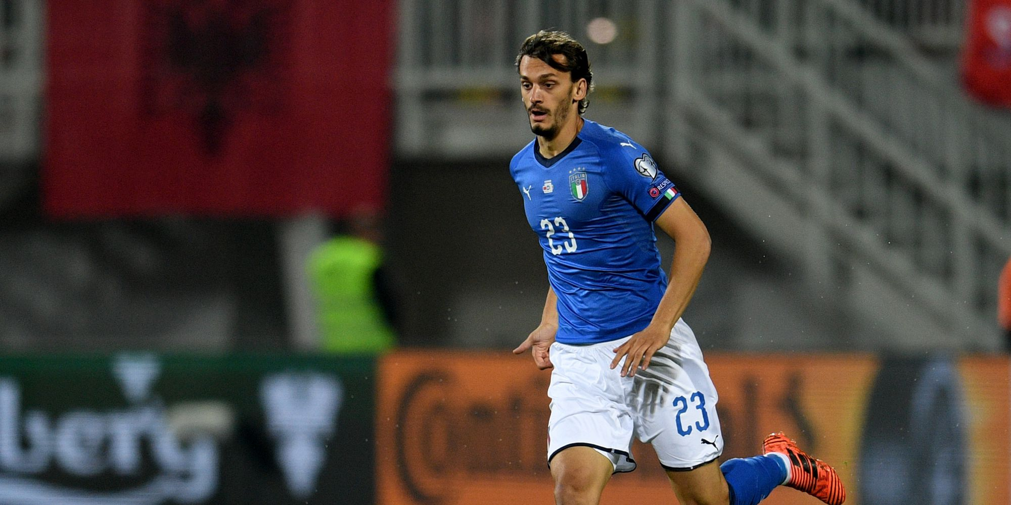 Manolo Gabbiadini Italy