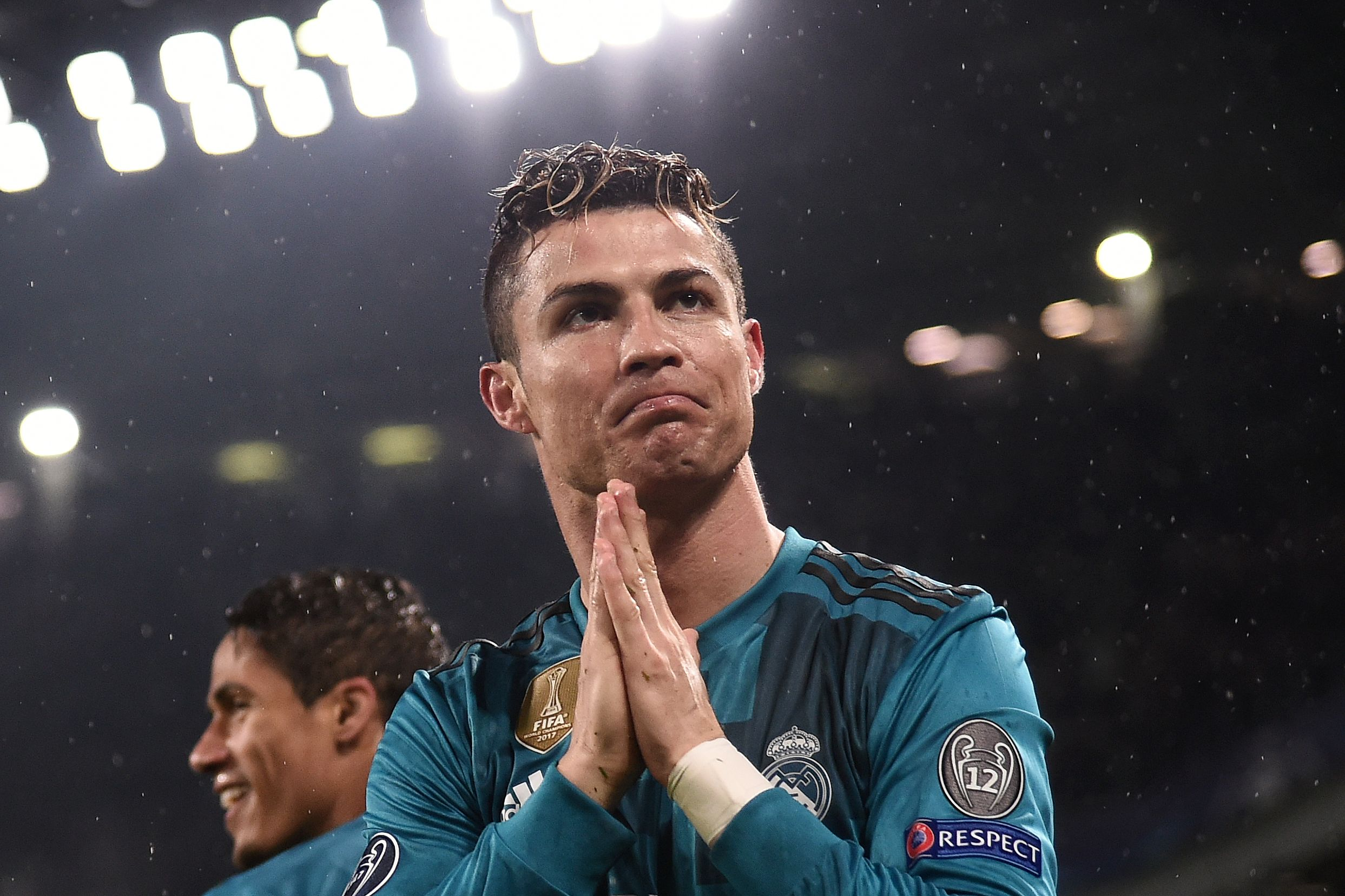 Cristiano Ronaldo thanks Juventus fan