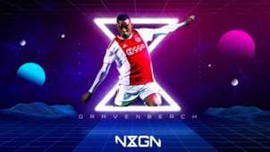Ryan Gravenberch NxGn GFX