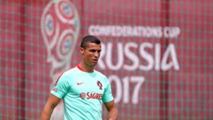 Cristiano Ronaldo Portugal Confederations Cup 2017
