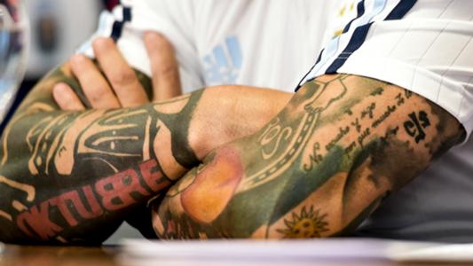 Los Tatuajes De Jorge Sampaoli Qué Dicen Diseños Y Fotos Goalcom