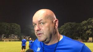 Bojan Hodak, Malaysia U19