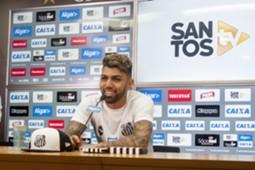 Gabigol - Santos - 29/01/2018
