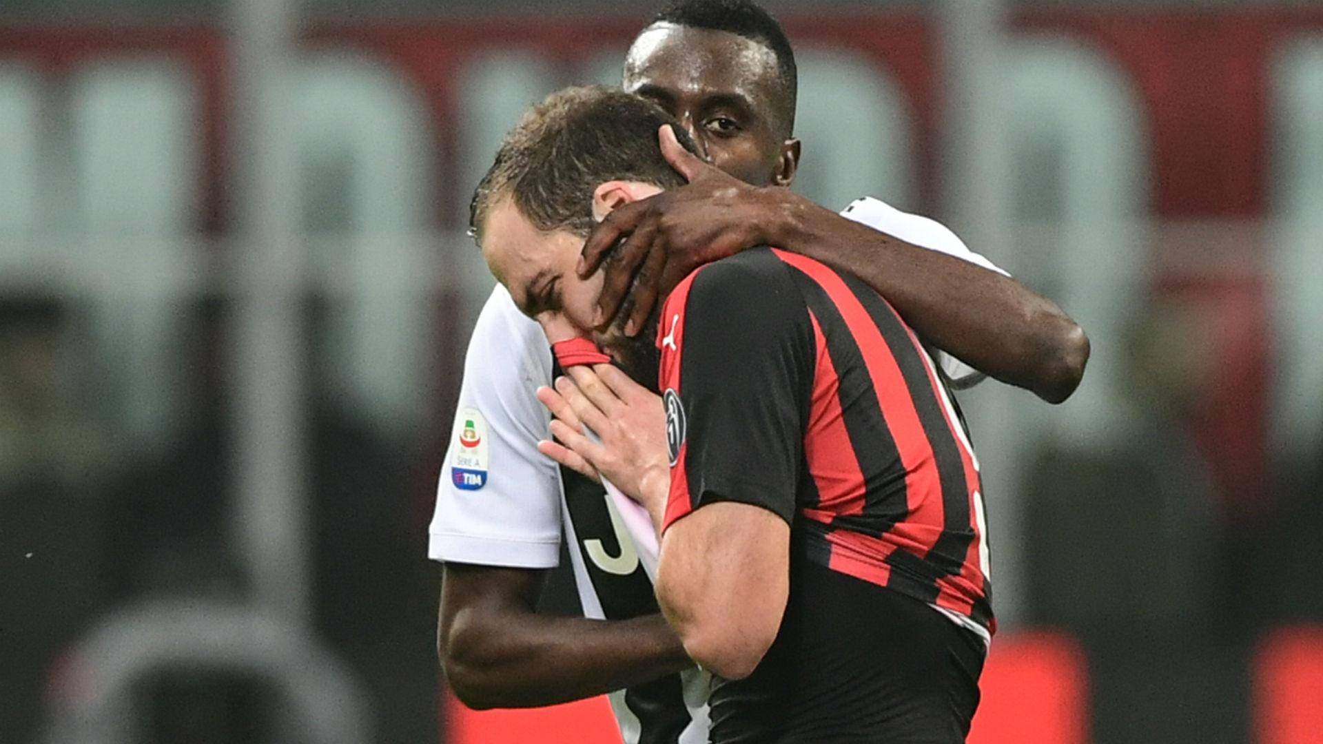 Serie A, nessun insulto a Mazzoleni: Higuain si aspetta una sola giornata