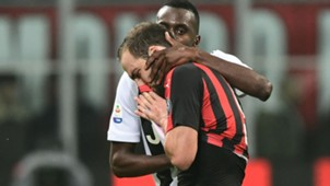 Higuain Matuidi Milan Juventus Serie A