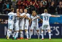 Iceland celebration
