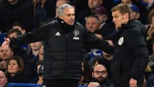 Jose Mourinho Manchester United Chelsea FA Cup
