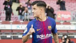 Coutinho I Barcelona I 08 01 18